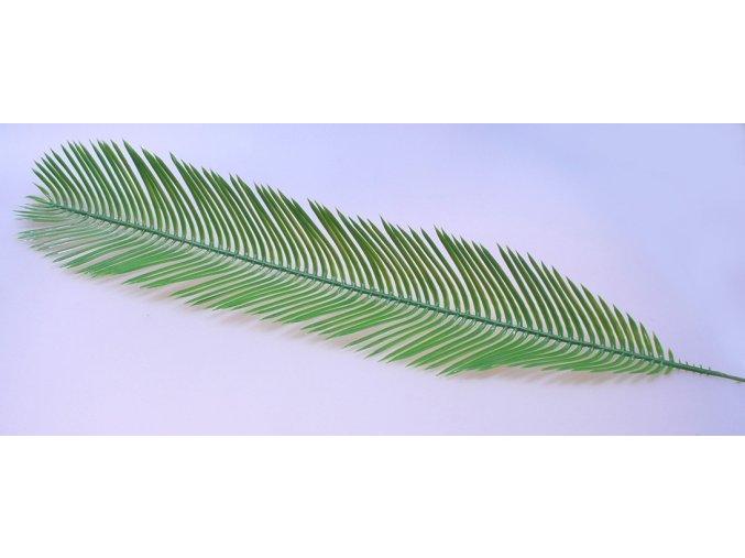 Umělý list palmový Cycas (Varianta 105cm)