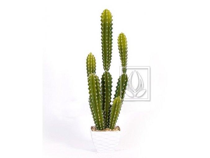 Umělý kaktus sloupový (65cm)