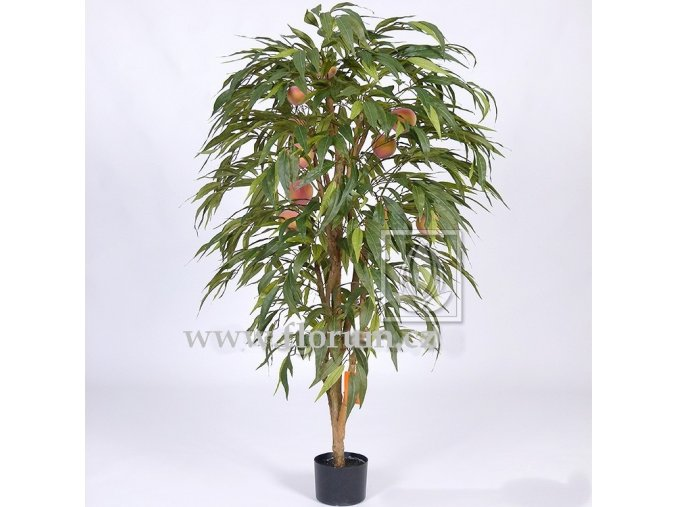 Umělý strom Broskvoň (160cm)