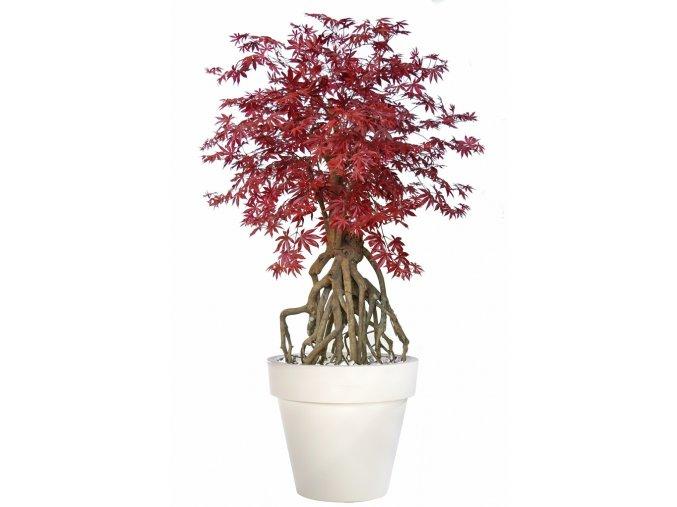 Umělý strom Maple Everglades (160cm) (Barva listů zelená)