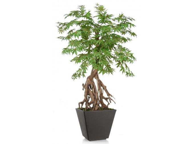 Umělý strom Maple Root Mini (130cm) (Barva listů zelená)