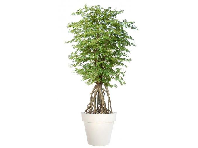 Umělý strom Maple Root (220cm) (Barva listů vícebarevná (Vario))