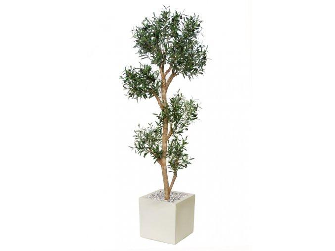 Umělý strom Olive Multistep (180cm)  olivovník