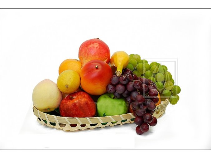 Umělé ovoce - mix (14ks)