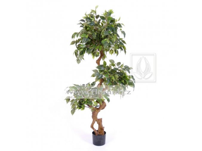 Umělý strom Fikus Bonsai (130cm)
