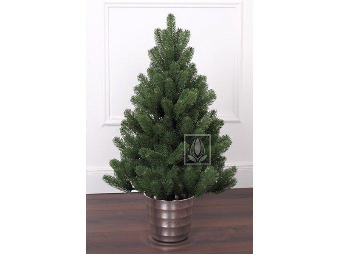 Umělý vánoční stromek Hill Junior (85cm) Silver