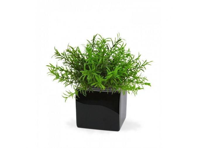Umělá rostlina Rozmarýn (15cm)
