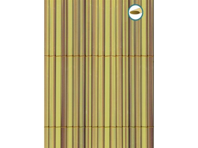 Rohož bambusová COLORADO (role 500cm) přírodní  100, 150cm