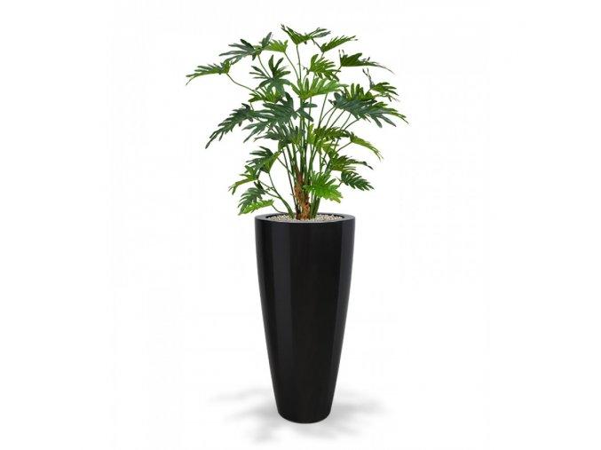 Umělá rostlina Philodendron Xanadu (80cm)
