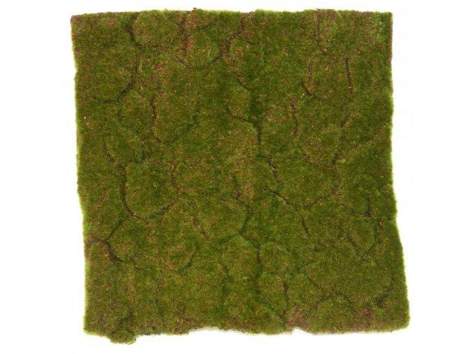 Mech koberec 50x50cm