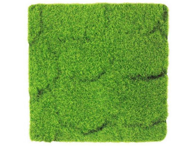 Mech umělý Moss Base VIII (100x100cm)