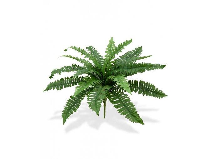 Umělá rostlina Kapradí Boston DeLuxe (40cm)
