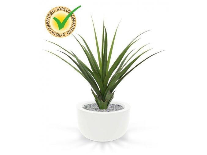 Umělá rostlina Ananasovník UV (90 /70cm)