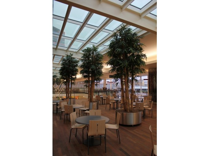 Umělý strom Bambus Jumbo x5 (Varianta 450cm)