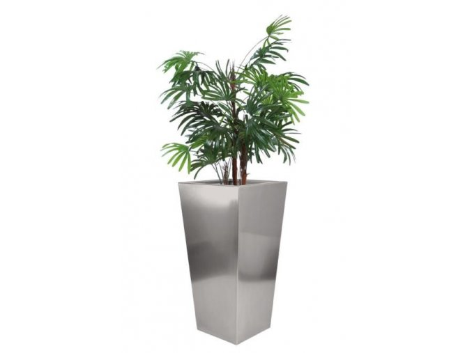 Květináč nerezový Prima (Varianta 90cm)