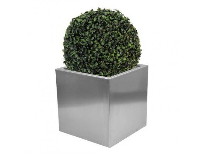Květináč nerezový Bern (Varianta 60cm)
