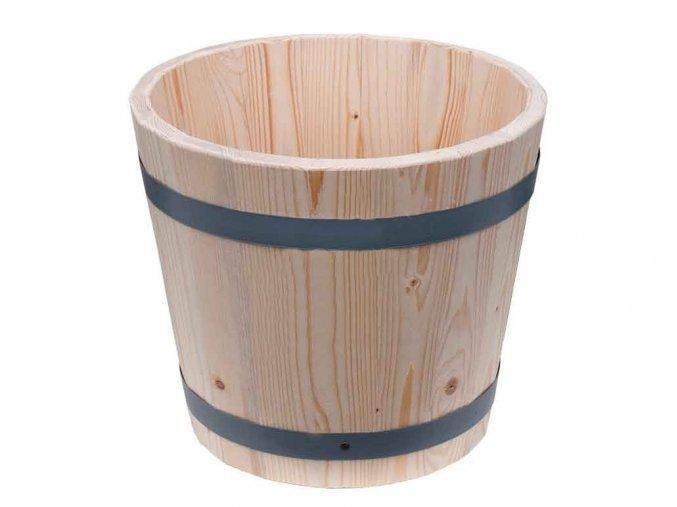 Květináč dřevěný (50cm)  modřín nebo dub