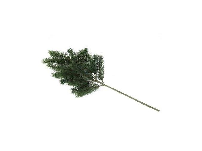 Větvička jedlová (65cm) PE