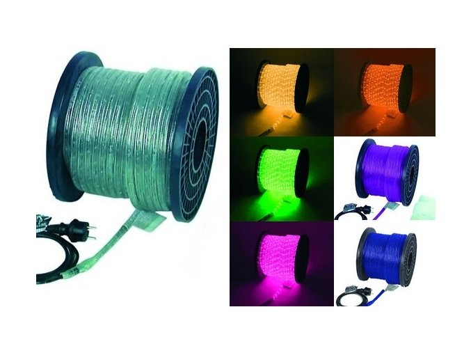 Světelná hadice (44m)