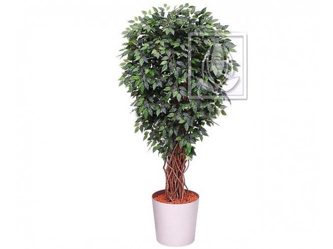 Umělý strom Fikus DeLuxe Green (150- 180cm)