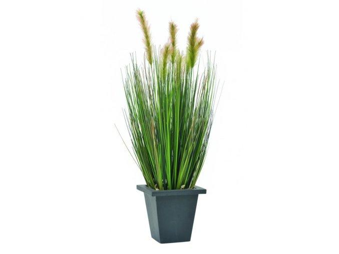 Umělá rostlina Tráva vodní (60cm)