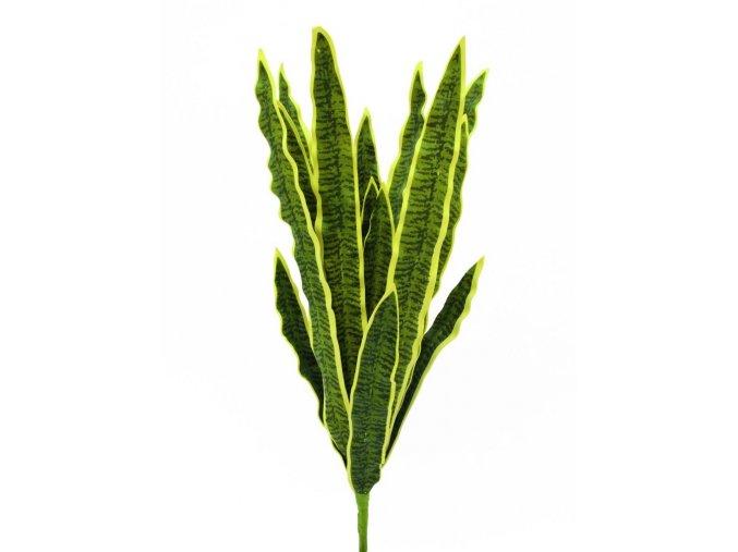 Umělá rostlina Sansevieria (74cm)  tchynin jazyk
