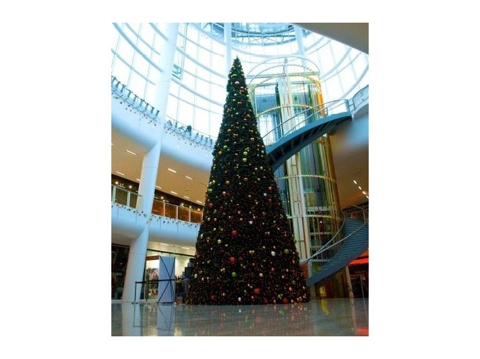 Umělý vánoční stromek XL Gigant (Varianta 930cm)