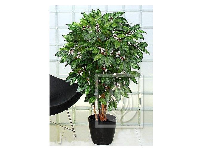 Umělý strom Kávovník Lux (Varianta 210cm)