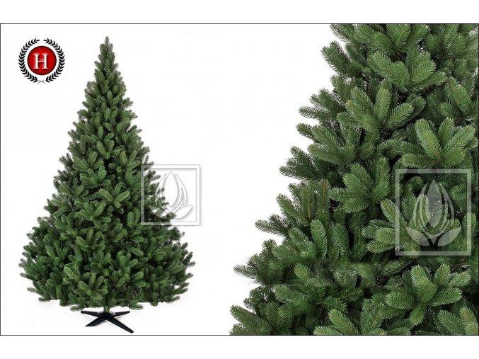 Umělý vánoční stromek Hill (Varianta 210cm)