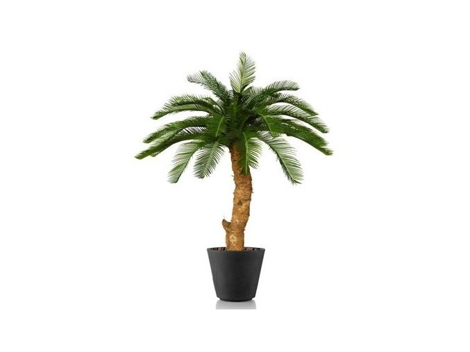 Umělá palma Cycas Baby Drago (výška 120cm)