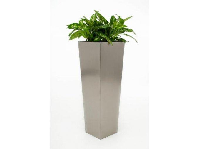 Květináč nerezový Primo (100cm)
