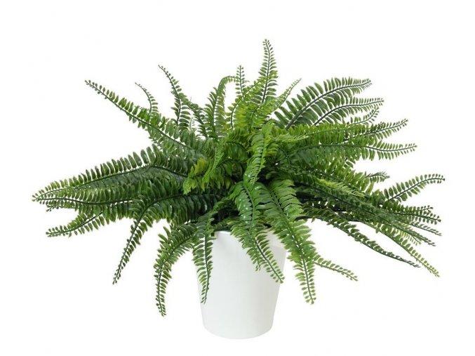 Umělá rostlina Kapradí Deko (50cm) v květináči