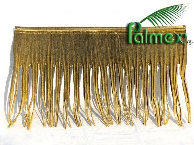 Panel z palmových listů ALOHA (100x60) syntetický  včetně kolejnice