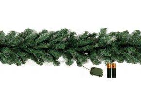 Umělá girlanda Cordless LED (270cm)