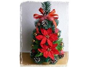 Umělý vánoční stromeček Mini Deko (45cm)