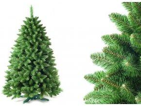 Umělý vánoční stromek Natur (Varianta 220cm)
