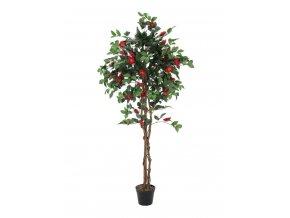 Umělý strom Kamelie (180cm)