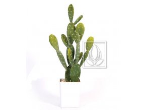 Umělý kaktus Opuncie (55cm)
