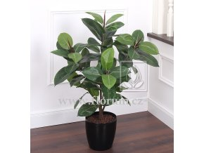 Umělá rostlina Kaučukovník (100cm)
