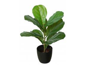 Umělý strom Fikus Lyrata Plant (výška 90cm)