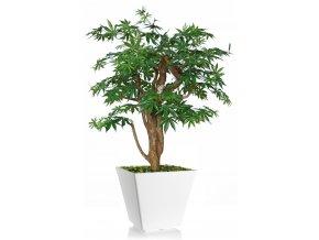 Umělý strom Maple Robustina (90cm) zelený  javor