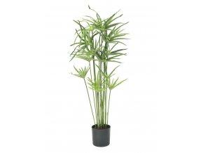 Umělá rostlina Papyrus (75cm)