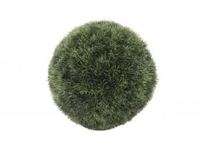 Umělá rostlina Trávníková koule (varianta 39cm)