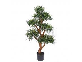 Umělá bonsaj Podocarpus (100cm)
