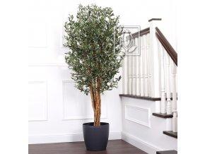 Umělý strom Olivovník (180cm)