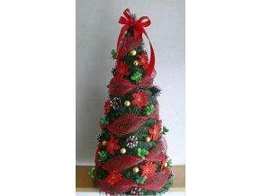 Umělý vánoční stromek Mini Deko (60cm)