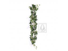 Umělá rostlina Girlanda břečťan Mini (180cm)