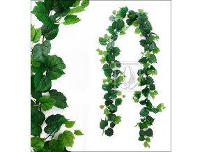Umělá rostlina girlanda révová (240cm)