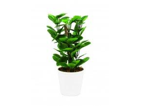 Umělá rostlina Greenleaf v květináči (30cm)
