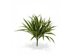 Umělá rostlina Chlorophytum (30cm)